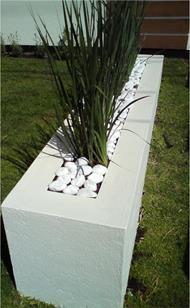 0 for Piedras para decorar jardineras