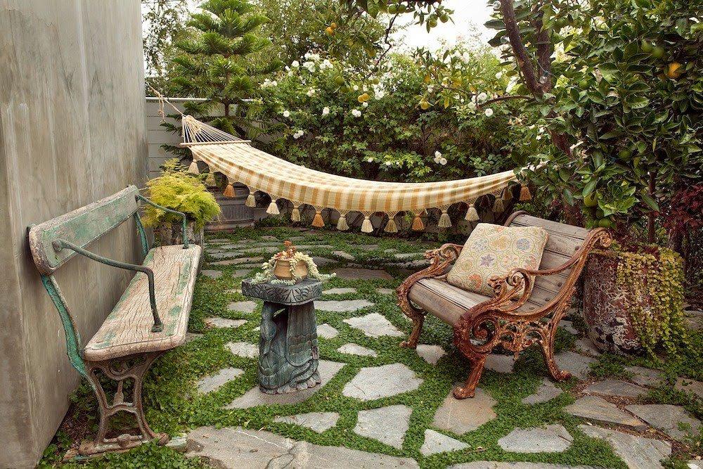 Como organizar un jardin pequeo ideas para reciclar en el for Como organizar un jardin en casa